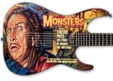 ESP Famous Monsters Vincent Price