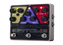 Review And Demo On The EHX Epitome Multi Effect Pedal