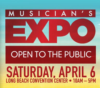 Guitar Center Expo