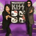 Kiss Hello Kitty Cartoon