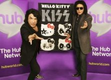 Kiss and Hello Kitty Strike Again – This Time on TV