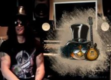 """Slash Update: On Top Of """"Angry Birds"""", He's Working On Another Album"""