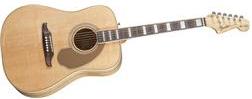 Fender Kingman Acoustic Front