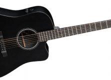 3 New Black Martin Guitars Made From Weird Stuff