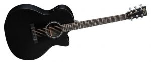 GPCPA5 Martin Black Guitar