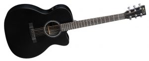 Martin OMCPA5 Black Guitar
