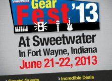 Sweetwater GearFest 2013