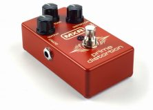 The New MXR Prime Distortion