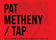 "Why is Pat Metheny's New Album Subtitled ""The Book of Angels vol. 20""?"
