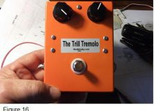 Building the Mod Kits DIY Trill Tremolo Guitar Pedal