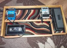 Wood Trimming Your Home-Made Pedalboard
