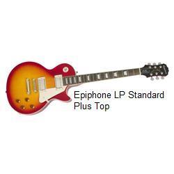 Epiphone LP Standard Plus Top