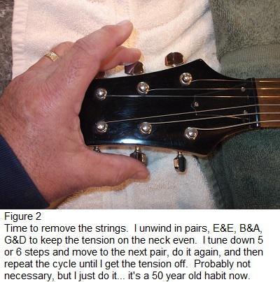 Simple Guitar Repairs Cleaning A Tune-O-Matic Bridge - Guitar-Muse com