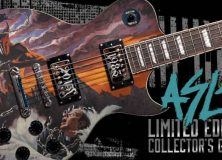 Artist Series Guitar's Super Limited Edition Dio Holy Diver Guitar