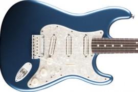 Lipstick Stratocaster