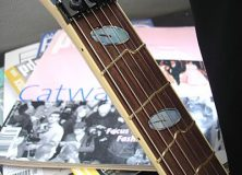 Staggered frets