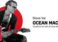 Steve Vai's Ocean Machine TonePrint with TC Electronic