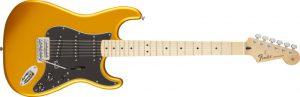Fender Stratocaster Satin - Blaze Gold