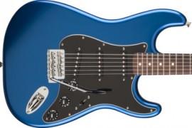 Fender Stratocaster Satin - Ocean Blue Candy
