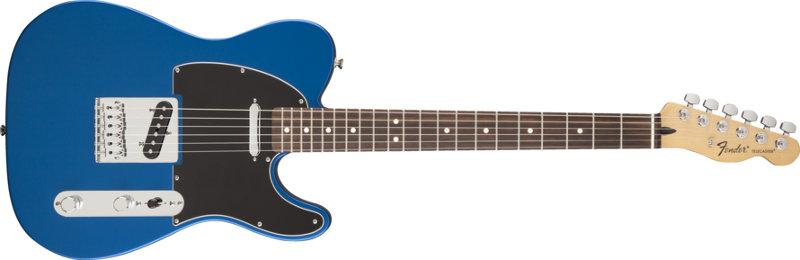 New fender satin standard guitars in vibrant colors fender telecaster satin ocean blue candy publicscrutiny Gallery