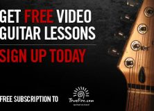 Line 6 and TrueFire - A Sweet Deal for Guitar Lessons, Interviews, and More