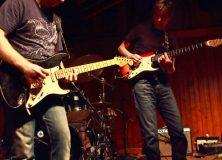 Oscar's Guitar Shop Interview with Oz Noy