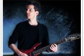 Guitarist Jonas Tamas