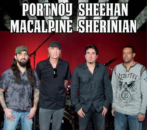Portnoy, Sheehan, MacAlpine, Sherinian