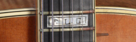 Acoustic inlay