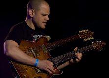 """Oscar's Guitar Shop Interview with David """"Fuze"""" Fiuczynski"""