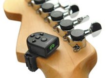 New From D'Addario/Planet Waves: The NS Micro Tuner