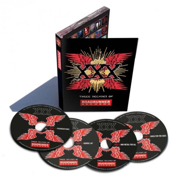 Roadrunner Records - XXX