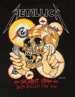 Metallica - The Shortest Straw