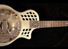 The Dobrato Adds A Bigsby And Brings A New Voice To Resonator Guitars.