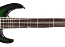 "New Jackson X Series Guitars - Two 8 Strings And A ""V"""