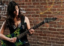 Nili Brosh on Oscar's Guitar Shop