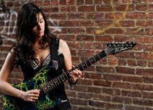 Nili Brosh on Oscar's Guitar Shop