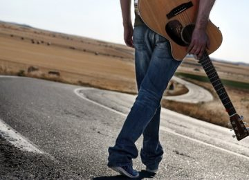 The Guitarist's Journey