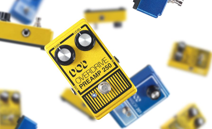 DOD Pedals Are Back