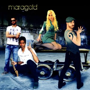 Maragold Album Cover
