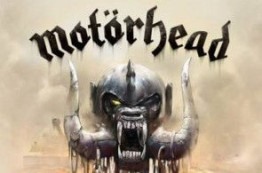 Motörhead - Aftershock Album Art