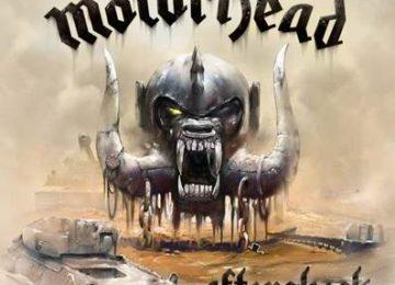 Motörhead - Aftershock Album Art