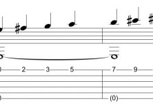 Melodic Minor Pentatonic Lesson