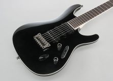 New Ibanez Iron Label S Series Guitars
