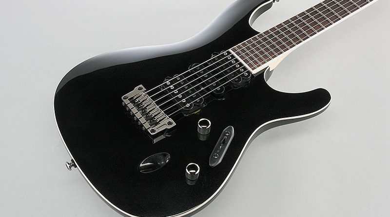 Ibanez SIR70FD Iron Label S Close Up