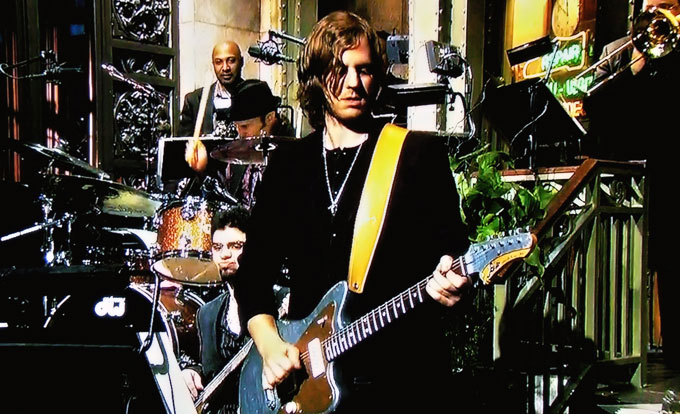 Jared Scharff - Fano Guitar