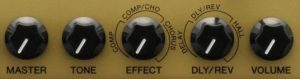 Yamaha THR5A Controls 2