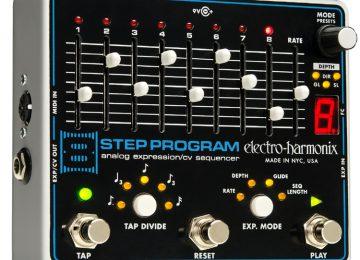 EHX 8 Step Program