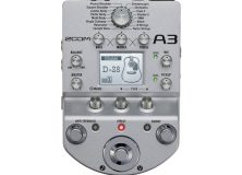Zoom A3 Acoustic Modelling Effects Pedal Review