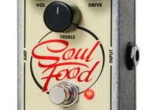 The Electro-Harmonix Soul Food Overdrive